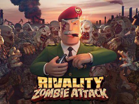 دانلود بازی حمله زامبی ها Rivality: Zombie Attack v1.3.0 – اندروید